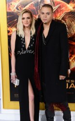 """The Hunger Games: Mockingjay - Part I"" premiere held in Los Angeles"