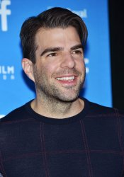 Zachary Quinto attends 'Snowden' photocall at the Toronto International Film Festival