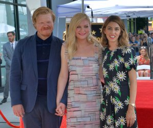 Kirsten Dunst honored with star on Hollywood Walk of Fame in Los Angeles