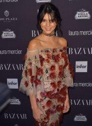Kendall Jenner at Harper's BAZAAR