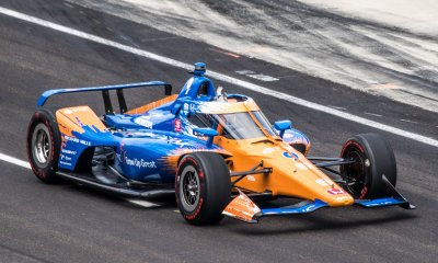 Dixon Wins Pole for the 2021 Indianapolis 500