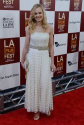 "Alison Pill attends the ""To Rome With Love"" premiere in Los Angeles"