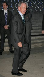 New York City Mayor Michael Bloomberg attends the Vanity Fair Party in New York