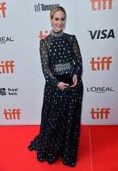 Sarah Paulson attends 'The Goldfinch' premiere at Toronto Film Festival