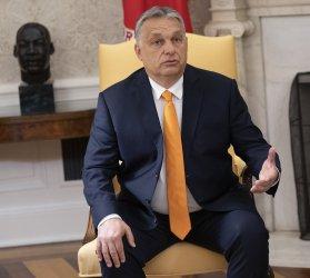 President Trump welcomes Hungary Prime Minister Viktor Orban to the White House