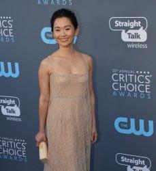 Hong Chau attends the Critics' Choice Awards in Santa Monica