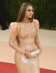 Beyonce at the Met Costume Institute Benefit