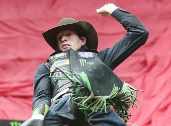 Bull rider is stommped to death