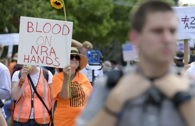 National March on NRA
