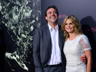 """Jeffrey Dean Morgan and Kydra Sedgwick attend """"The Possession"""" premiere in Los Angeles"""
