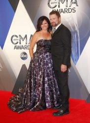 Craig Morgan arrives at the 49th Annual CMA Awards