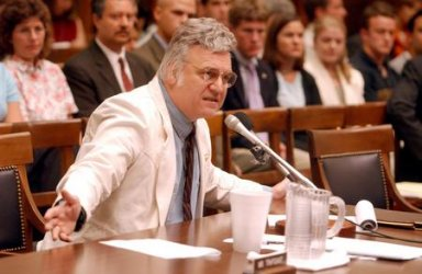 Rep. James Traficant found guilty of violating conressional ethics