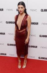 Kourtney Kardashian at Glamour Women Of The Year Awards in London