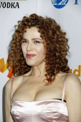 Bernadette Peters arrives for the Glaad Media Awards in New York