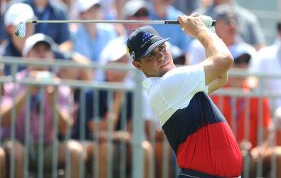 PGA golfer Gary Woodland