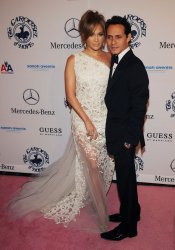 Jennifer Lopez and Mark Anthony attend the 32nd anniversary Carousel of Hope Ball in Beverly Hills