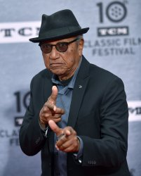 Floyd Norman attends TCM Classic Film Festival opening night gala