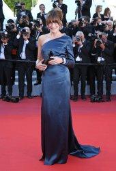 Carla Bruni attends the Cannes Film Festival