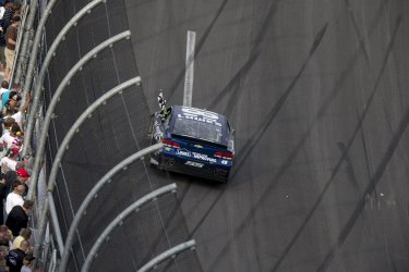 Jimmie Johnson wins the 55th Daytona 500