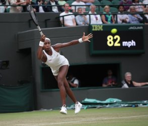 Gauff defeats Rybarikova in Second round match.