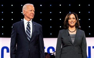 Joe Biden announces Kamala Harris as his running mate