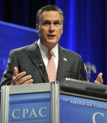 Gov. Romney addresses Conservative Political Action conference in Washington