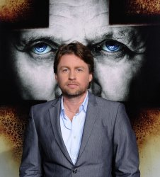"Director Mikael Hafstrom attends the premiere of ""The Rite"" in Los Angeles"