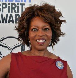 Alfre Woodard attends the Film Independent Spirit Awards in Santa Monica