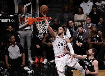 2019 NBA playoffs Brooklyn Nets vs Philadelphia 76ers NBA