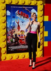 """""""The Lego Movie"""" premiere held in Los Angeles"""