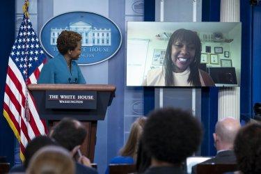 White House Principal Deputy Press Secretary Karine Jean-Pierre Holds Press Briefing