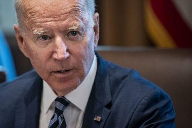 Biden Holds Cabinet Meeting at the White House