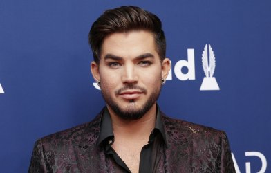 Adam Lambert at the 29th Annual GLAAD Media Awards