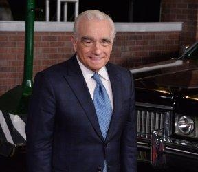 """Martin Scorsese attends """"The Irishman"""" premiere in LA"""