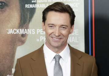 Hugh Jackman at 'The Front Runner' premiere in New York