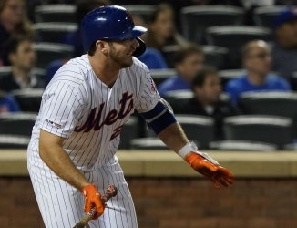 New York Mets Pete Alonso has RBI