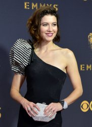 Mary Elizabeth Winstead attends the 69th annual Primetime Emmy Awards in Los Angeles