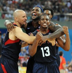 Men's Basketball at 2008 Summer Olympics in Beijing