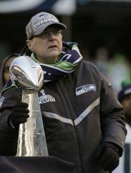 Seattle Seahawks Super Bowl XLVIII Celebration