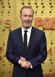 Bob Odenkirk attends Primetime Emmy Awards in Los Angeles