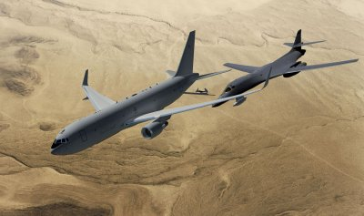 Boeing wins Contract to build new air refueling planes