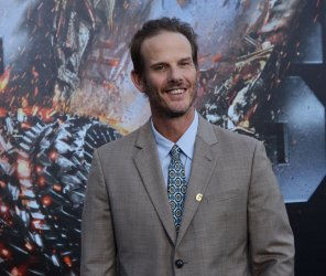 """Peter Berg attends the """"Battleship"""" premiere in Los Angeles"""