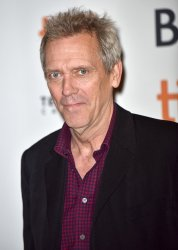 Hugh Laurie attends 'The Personal History of David Copperfield' premiere at Toronto Film Festival