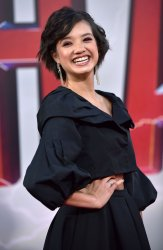 Peyton Elizabeth Lee attends 'Shazam!' premiere in Hollywood