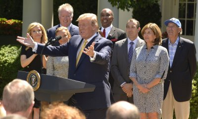 President Trump announces new health care rules at White House
