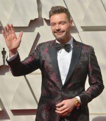 Ryan Seacrest arrives for the 91st Academy Awards