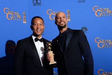 72nd annual Golden Globe Awards held in Beverly Hills, California