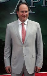 "Jon Turteltaub arrives at ""The Sorcerer's Apprentice"" Premiere in New York"
