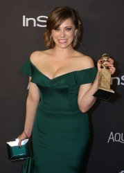Rachel Bloom attends the InStyle and Warner Bros. Golden Globe after-party in Beverly Hills