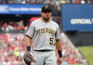 Pittsburgh Pirates Melky Cabrera